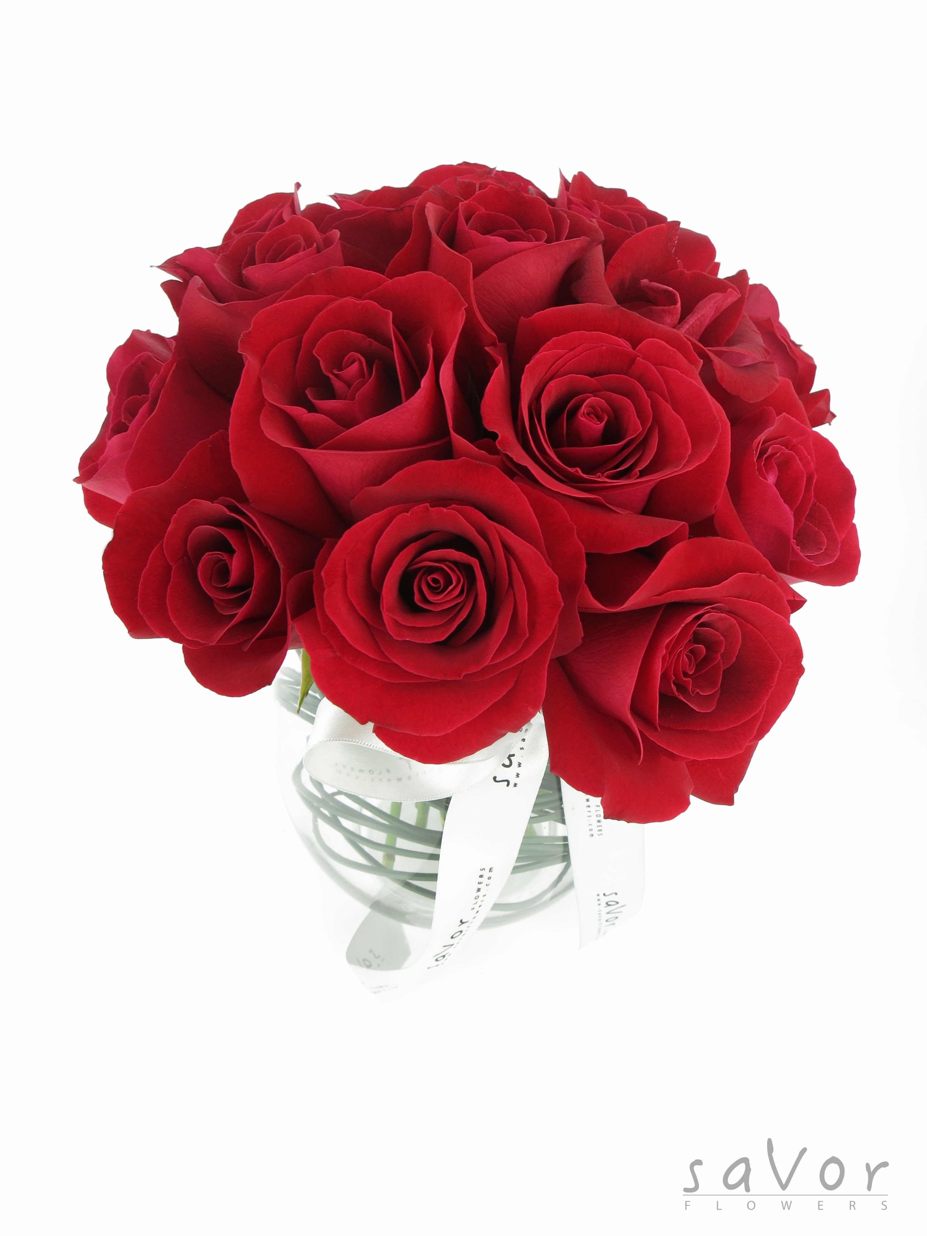 Roses Red Roses Flower Bouquet Hk Savor Flowers